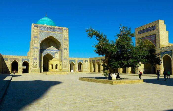 Viaggi organizzati in Uzbekistan - Bukhara