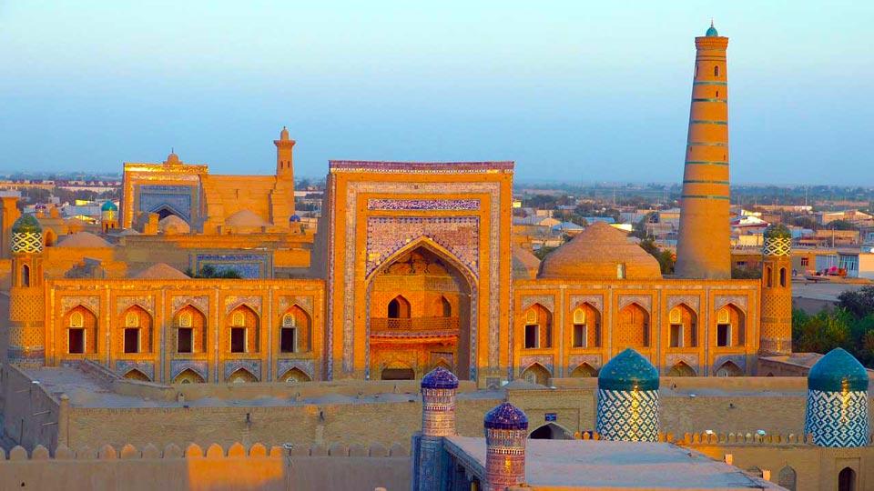 Viaggio in Uzbekistan - khiva