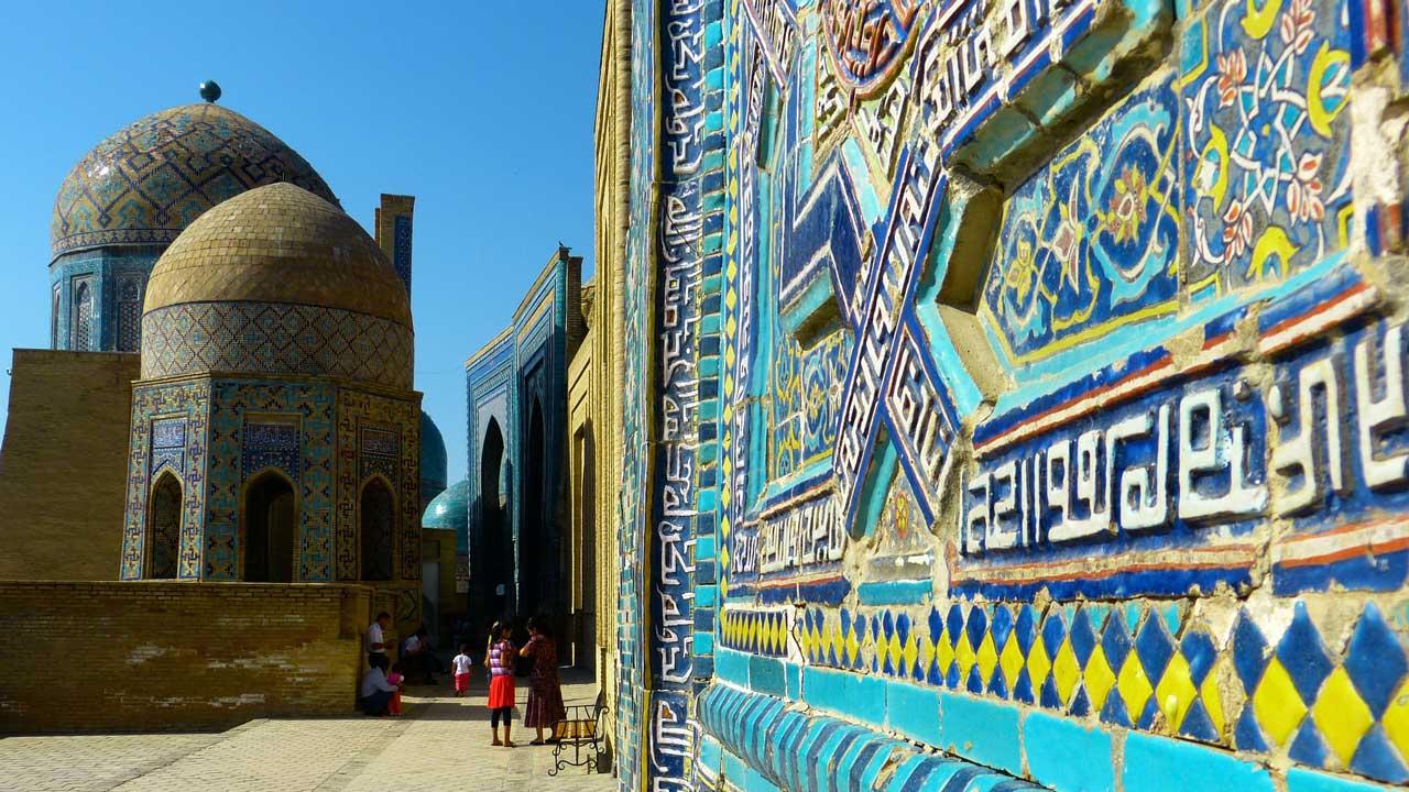Viaggio in uzbekistan - particolare