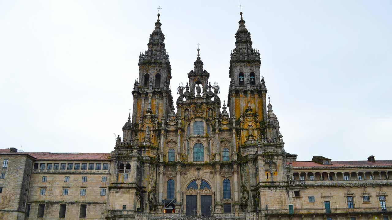 Tour Portogallo e Santiago de Compostela - cattedrale di Santiago