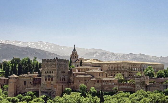 Capodanno tour Andalusia