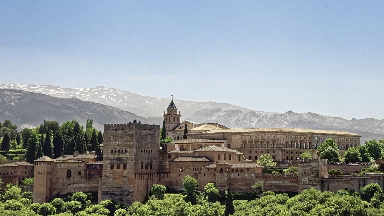 Viaggio in Andalusia Pasqua - Alhambra a Granada
