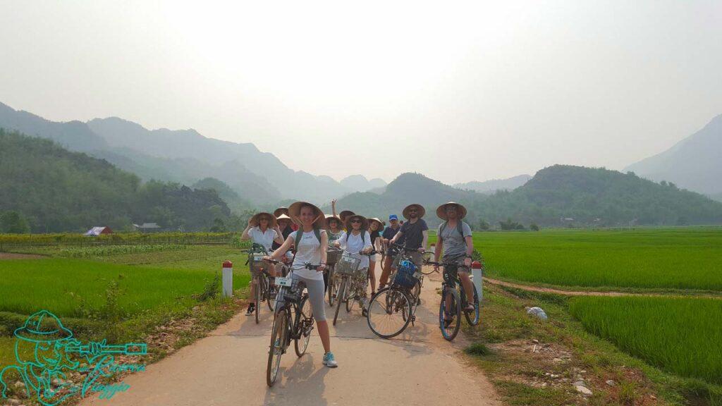 vietnam tour bicicletta