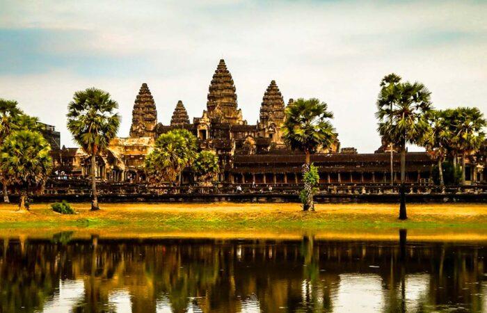 Cambogia - Tempio Angkor