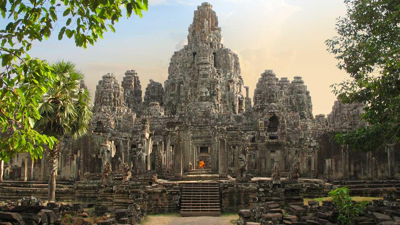 Tour Vietnam e Cambogia- tempio-bayon