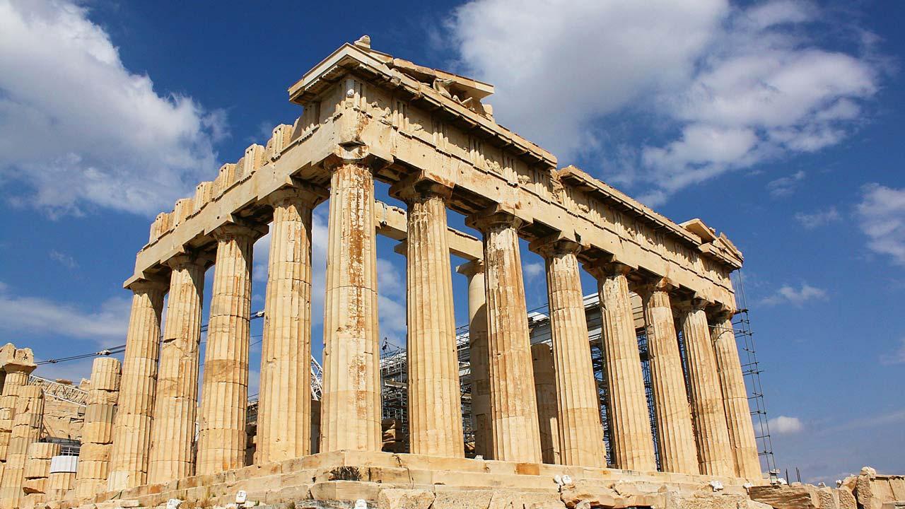 Tour Grecia - sito archeologico