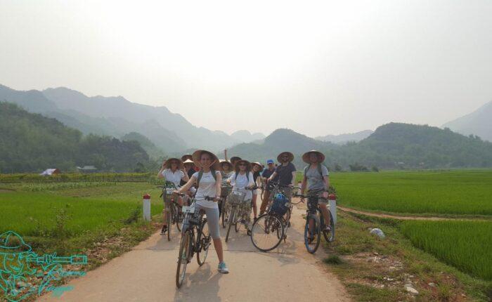 Tour Vietnam viaggio di gruppo - Mai Chau