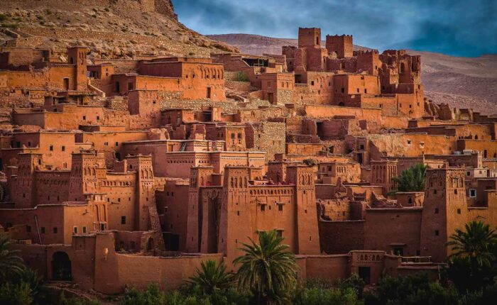 Marocco - kasbah air ben haddou