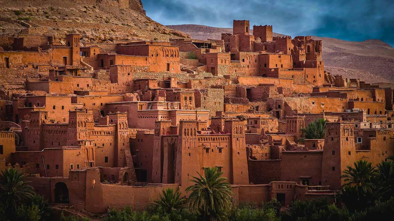 Capodanno Marocco - kasbah air ben haddou