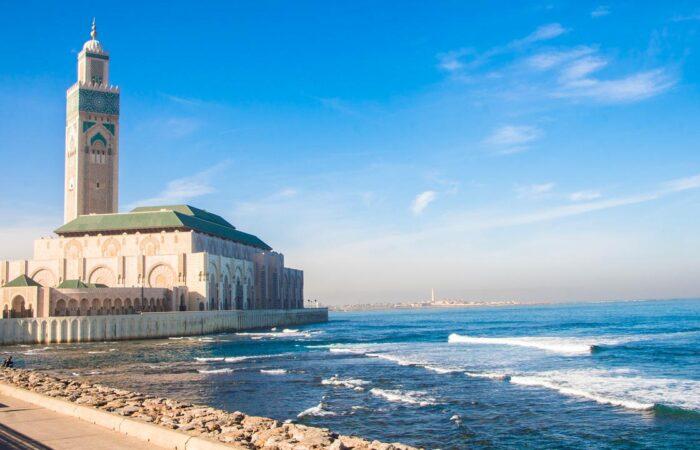 Viaggi organizzati Marocco - Moschea Casablanca