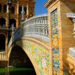 Tour Andalusia da Madrid - ponte piazza di spagna a siviglia