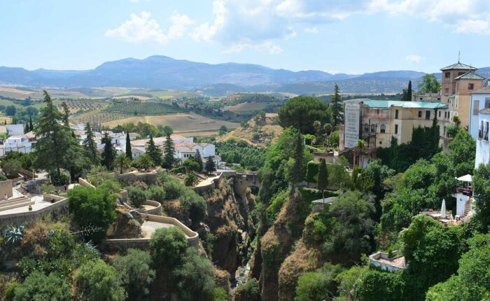 tour andalusia - ronda panorama