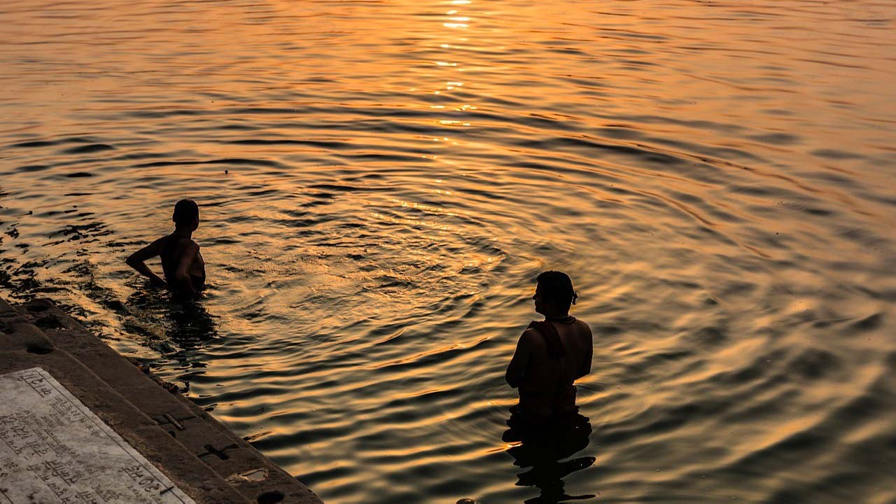 Tour India del Nord - cerimonia fiume Gange