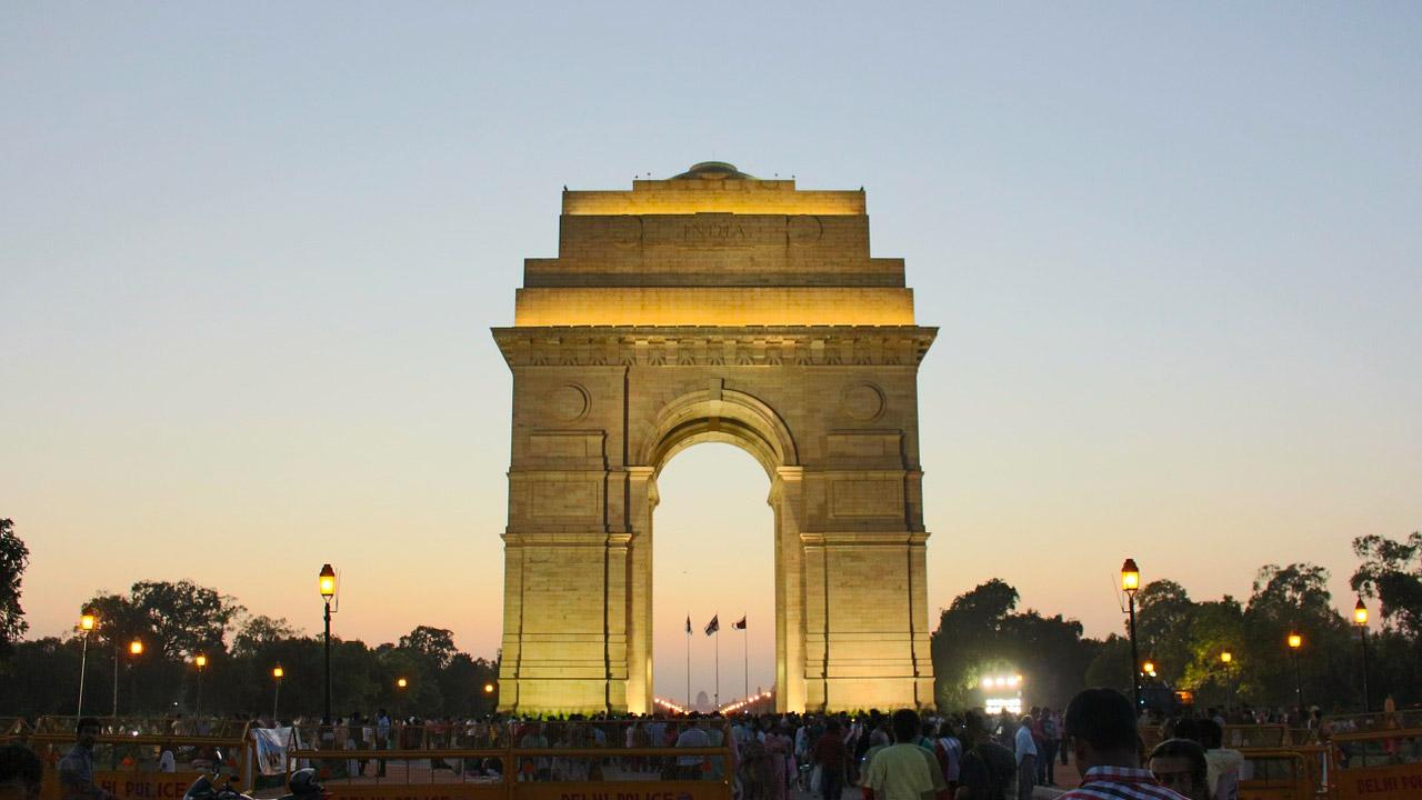 India delhi gate