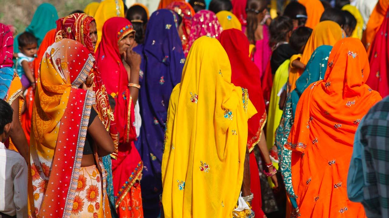 Rajastan donne