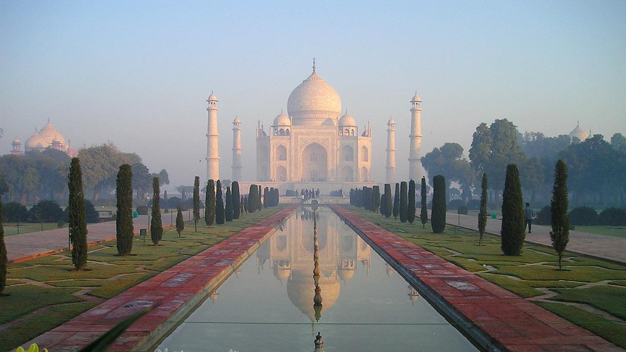 Viaggi organizzati in India taj mahal
