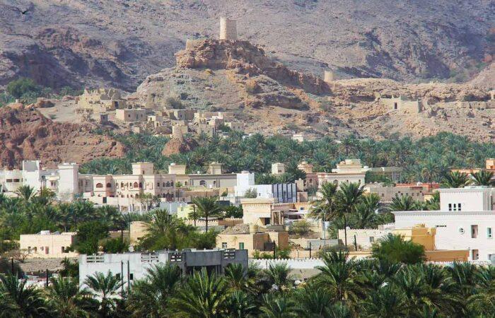 Viaggi organizzati Oman - panorama