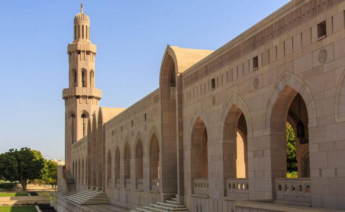 viaggio in Oman e mare