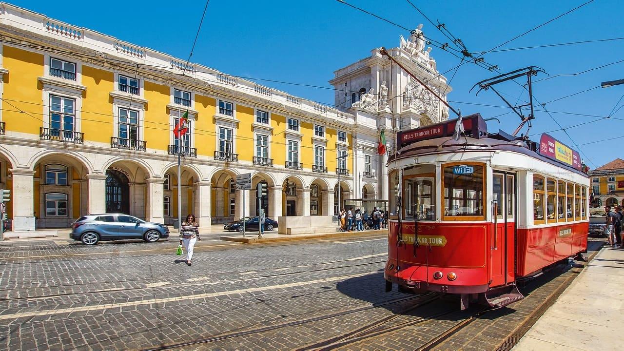 Tour Portogallo - Lisbona in tram