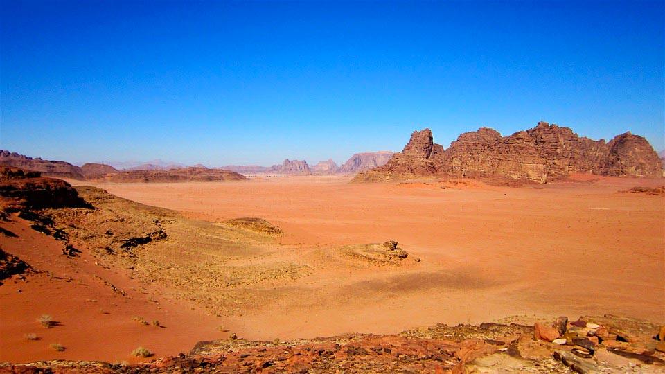 Viaggio fotografico Giordania