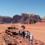 Giordania trekking