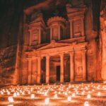 Tour Giordania - Petra by night