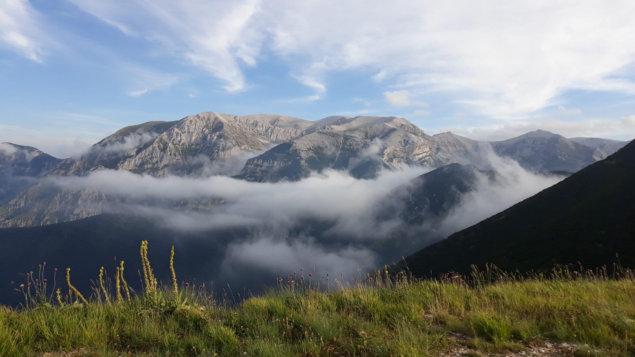 Trekking Maiella Abruzzo - Parco nazionale della Majella