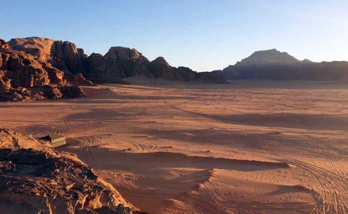 Viaggi organizzati Giordania - Deserto Wadi Rum