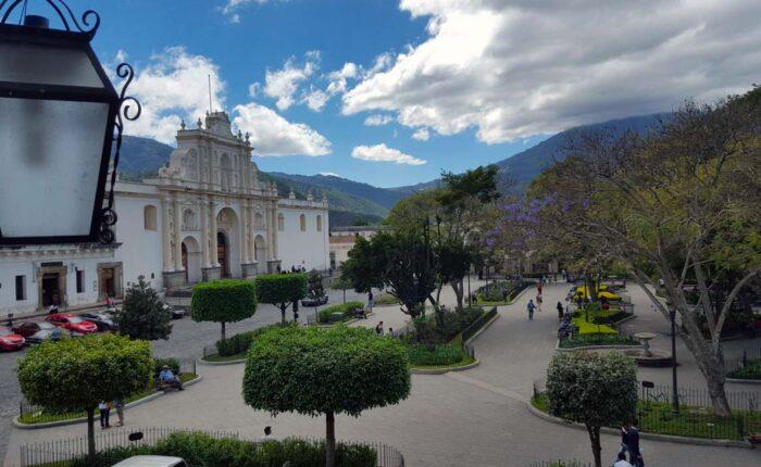 Guatemala cosa vedere