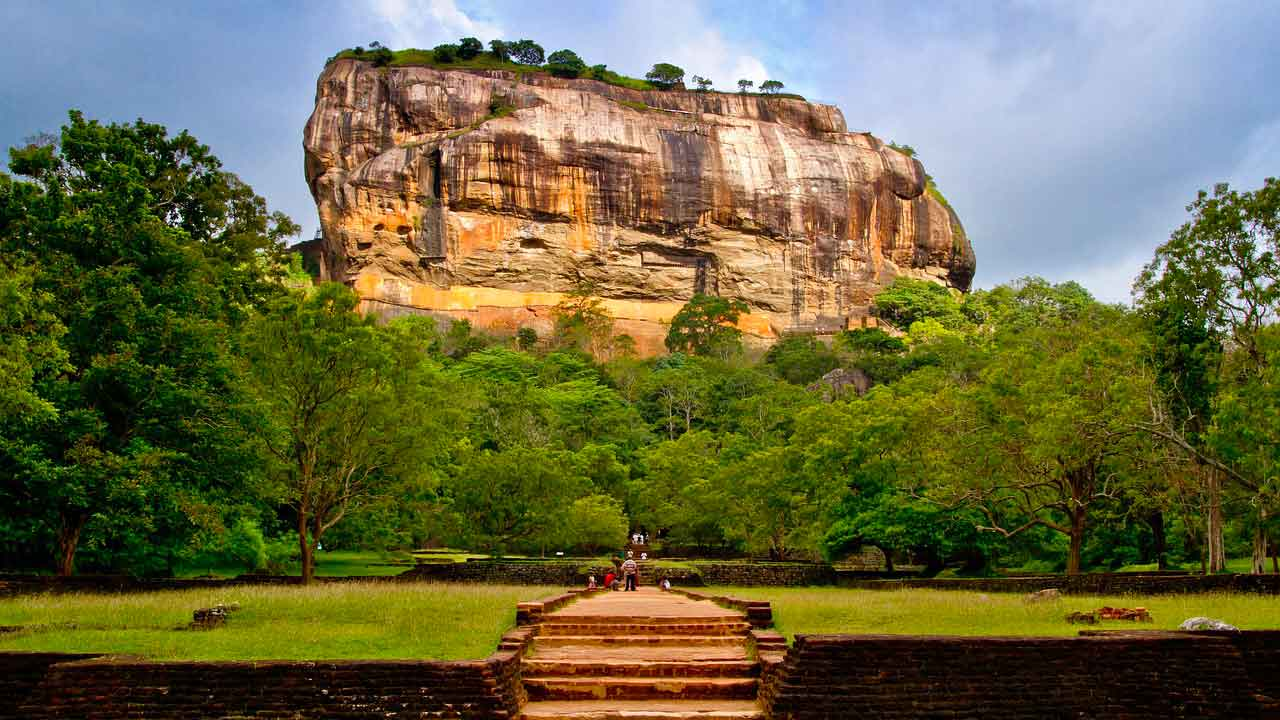 Tour Sri Lanka - sigiriya
