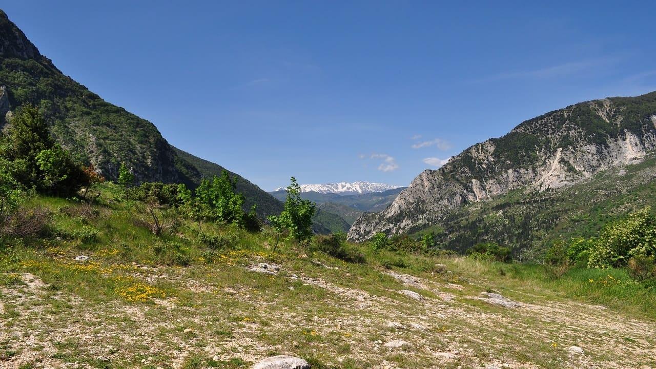 Trekking abruzzo - montagne