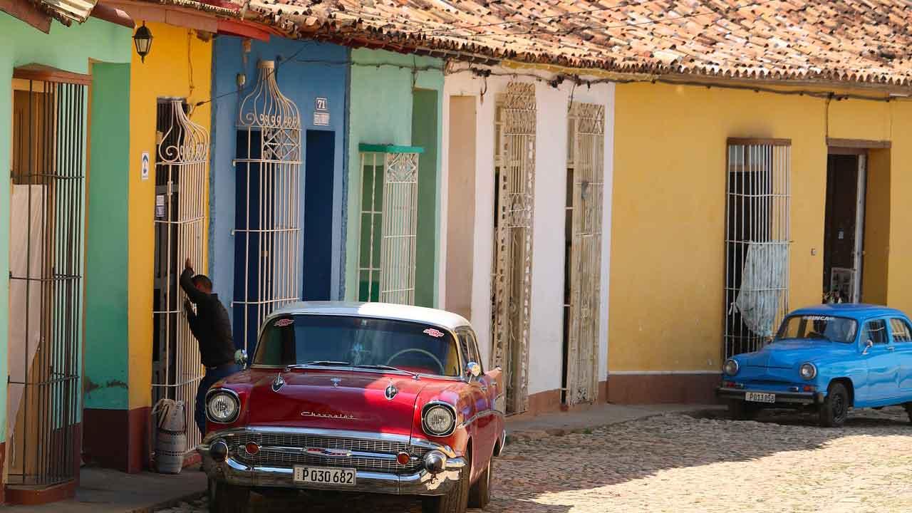Tour Cuba e mare - i quartieri cubani
