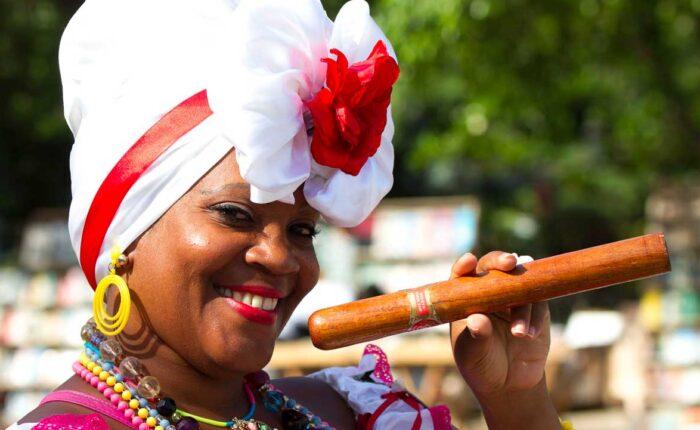 Tour Cuba e mare - sigari