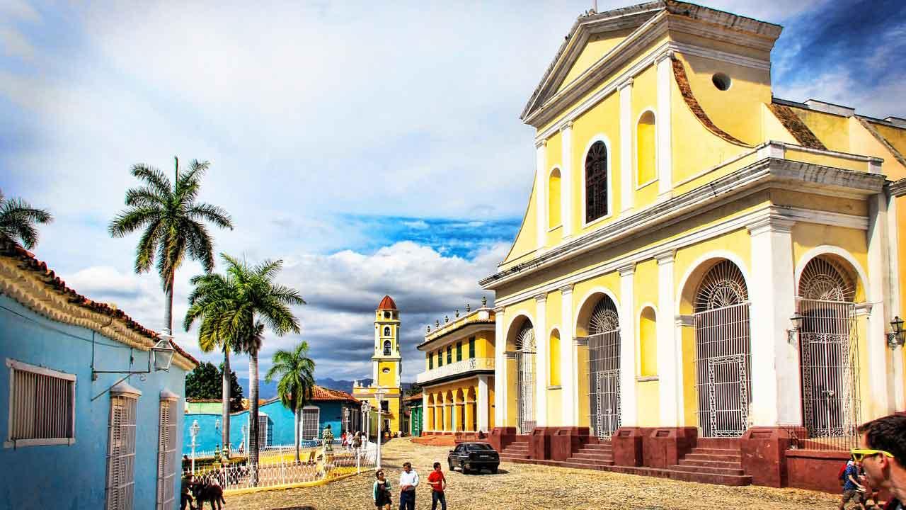Tour Cuba e mare - centro di Trinidad