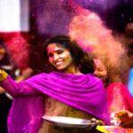 Tour in Rajastan: Holi Festival