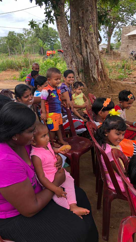 Viaggi solidali Sri Lanka: bambini