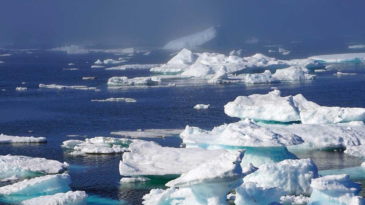 Viaggio in Lapponia - iceberg