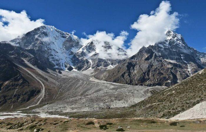 Viaggio in Nepal - montagna