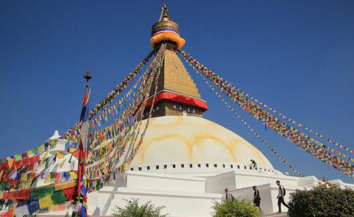 Tour Nepal - stupa