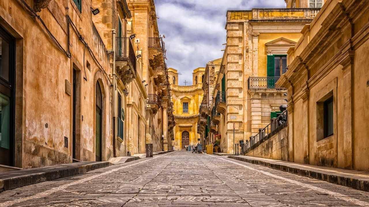 Viaggio fotografico Sicilia Noto