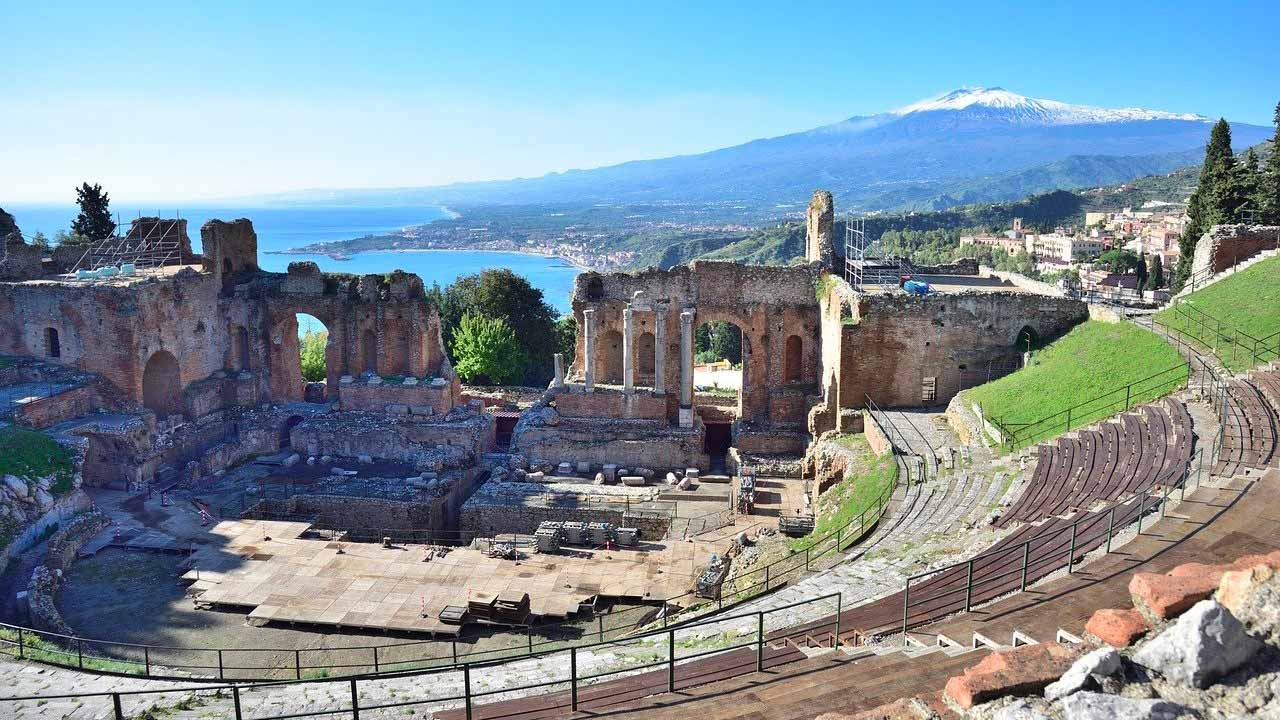 Viaggio fotografico Sicilia Taormina