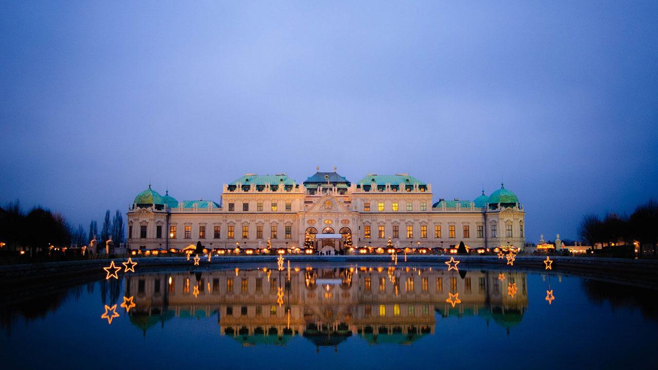 Tour capitali europee - vienna palazzo imperiale