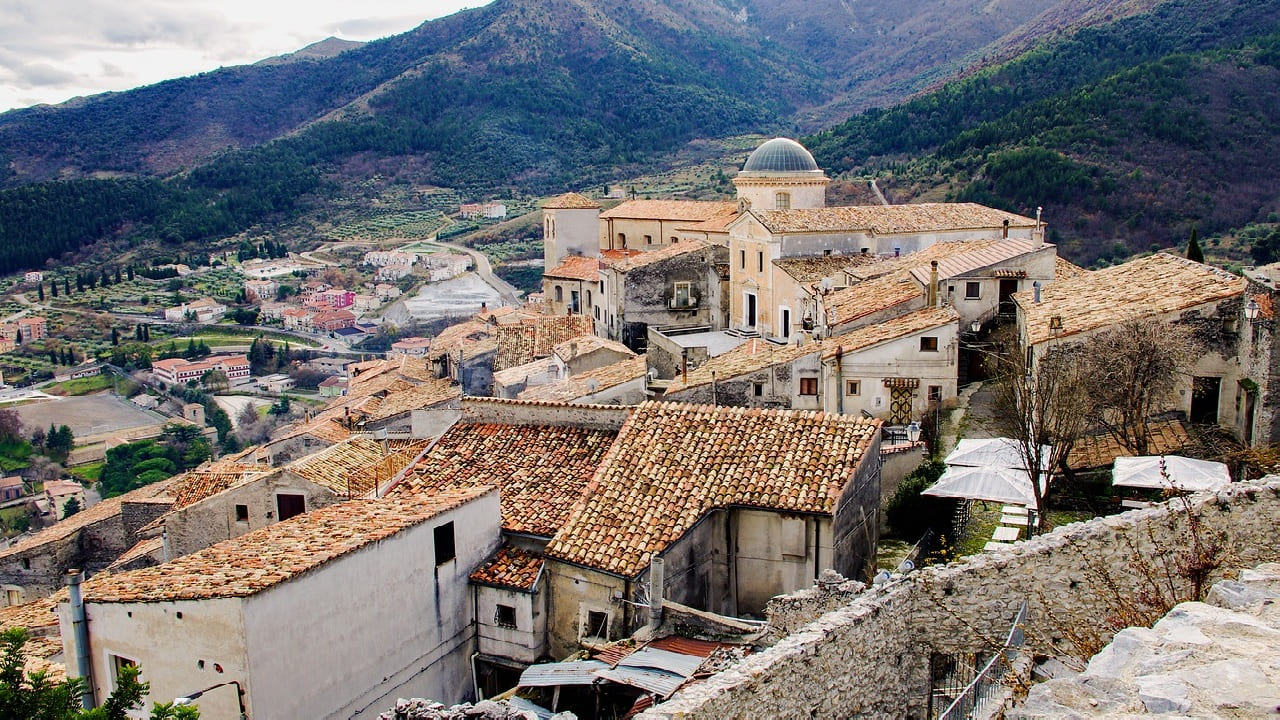 Morano Calabro - tour Calabria