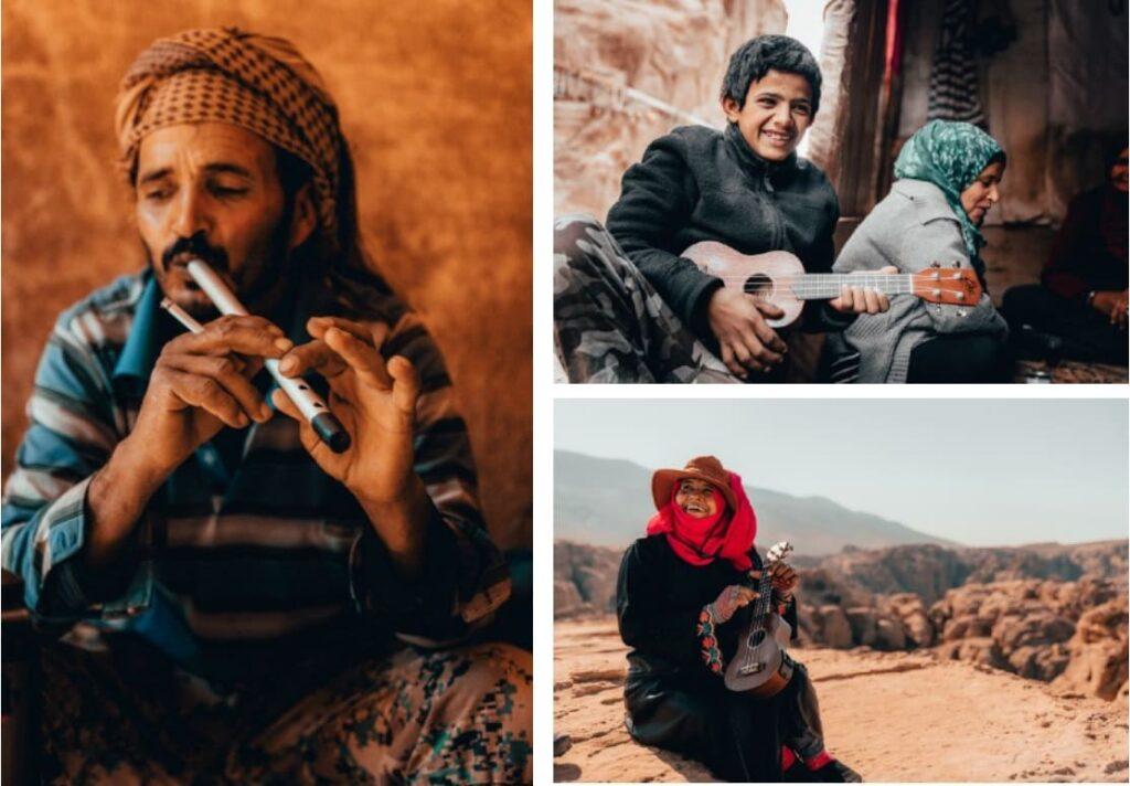 Giordania popolo giordano