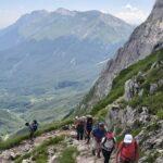 Trekking Gran Sasso Alte Vie - panorami