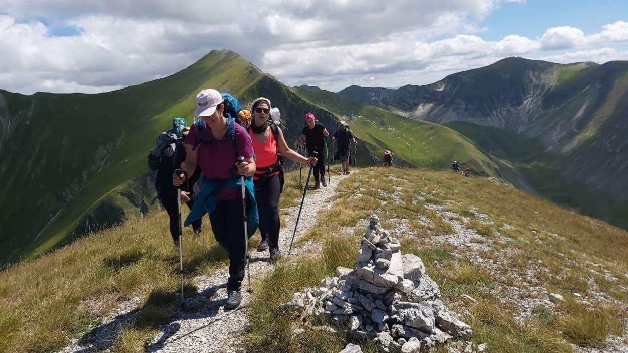 Trekking Sibillini - trekking zaino in spalla