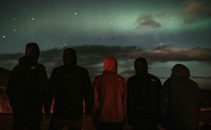 viaggio Islanda - aurora boreale