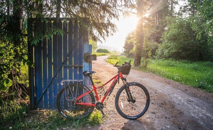 cicloturismo - viaggiare in bicicletta