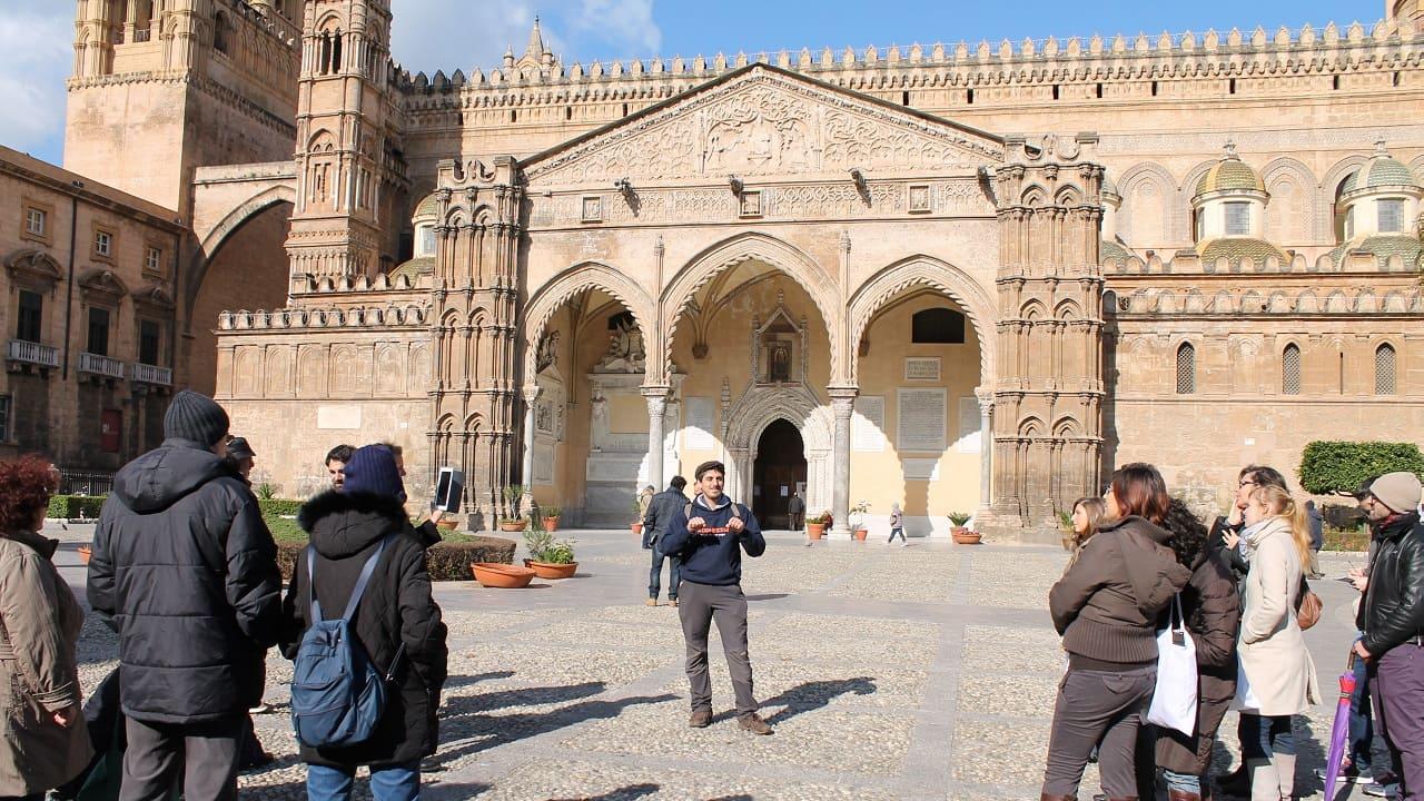 Tour Sicilia di gruppo - visita guidata di Palermo