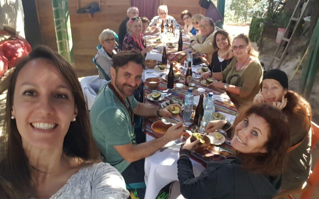 come fare turismo sostenibile ristoranti locali 1